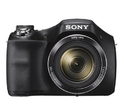 Sony DSC-H300 20.1-Megapixel Digital Camera + $20 Gift Card
