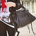 Balenciaga Classic Part-Time Leather Satchel