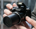 精选佳能PowerShot 博秀系列翻新相机达76% OFF