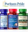 Extra 20% OFF + Buy 1 Get 1 Free Puritan's Pride Brand Items