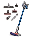 Dyson V6 Fluffy Cordless Vacuum Cleaner-Manufacturer refurbished