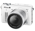 Nikon 1 AW1 Waterproof Mirrorless Camera with Lens