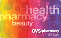 $50 CVS Gift Card For Only $45