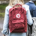 Select Fjallraven Kanken Backpack on Sale