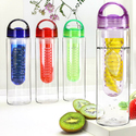 Unbreakable Tritan Infuser Water Bottle