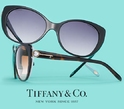 Tiffany Keys Rectangular Sunglasses