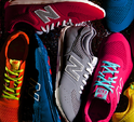 15% OFF Lifestyle and Running Shoes