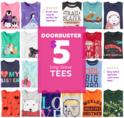 $5 Doorbusters Sale