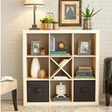 Better Homes and Gardens 9-Cube Storage