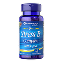Vitamin World Stress B Complex with C-500 Time Release - 60 Caplets