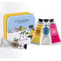 4 Free SHEA Hand Creams + Collectable Tin with any $50 Purchase