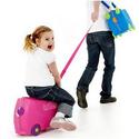 10% OFF Select Trunki Suitcases + Free Paddlepack