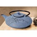 Old Dutch Cast-Iron Japanese-Style Teapot (26 or 27 Oz.)