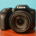 Canon 佳能PowerShot SX520 HS 翻新数码相机