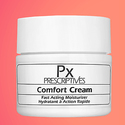 Free Full-Size Comfort Cream with Purchase Over $50