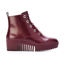 Opening Ceremony Lace-Up Platform Boots