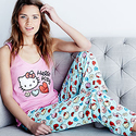 Up to 50% OFF Hello Kitty & Paul Frank Sleep Clothes