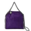 Stella McCartney Mini 'Falabella' 紫色链条包特价+限时免邮