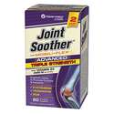 Vitamin World Triple Strength Joint Soother W/Vitamin D - 80 Caplets*2