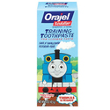 Orajel Toddler Training Toothpaste Tooty Fruity