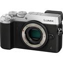 Panasonic Lumix DMC-GX8 Mirrorless Micro Four Thirds Digital Camera