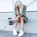 Women White Sneakers Sale Up to 65% OFF