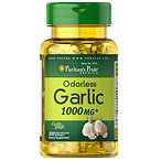 Odorless Garlic 1000 mg