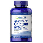 Absorbable Calcium 1200 mg