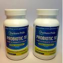 Puritan's Pride Probiotic 10 20 billion/120 Capsules*3