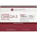 Vitamin World Omega-3 Fish Oil Premium Coated Mini Gels 900mg - 60 Softgels