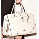 Coach Mercer Women's Satchels 25% OFF