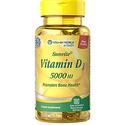 Vitamin World Vitamin D3 5000 IU 100 Softgels