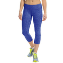 New Balance Space-Dye Women's Capris