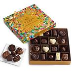 18 pc. Chocolate Gift Box