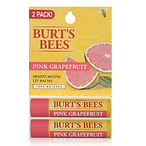 Burt's Bees 护唇膏2支