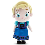 Toddler Elsa Plush Doll