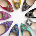 Up to 40% OFF Select Manolo Blahnik Shoes
