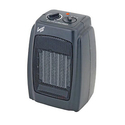 Comfort Zone Ceramic Heater, Black