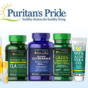Puritan's Pride Buy 2 get 3 Free + Extra 20% OFF