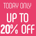 Up to 20% OFF with DEBB