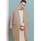 Oversized Woolen Coat