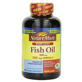 Nature Made 防打嗝鱼油1000Mg