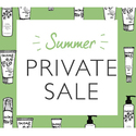 Summer Private Sale: Up to 30% OFF Select Merchandise