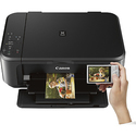 Canon Pixma MG3620 Wireless Inkjet All-In-One Black Multifunction Printer