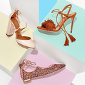 Up to 75% OFF + Extra 20% OFF on Aquazzura Shoes