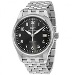 Grey Dial Unisex Watch