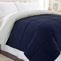 All Seasons Down Alternative Reversible Comforters