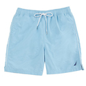 Nautica Mens Quick Dry Nylon Swim Trunk