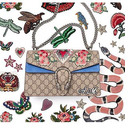 Gucci Handbags Up to Extra 15% OFF