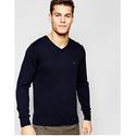 Tommy Hilfiger Men's Classic V Neck Sweater